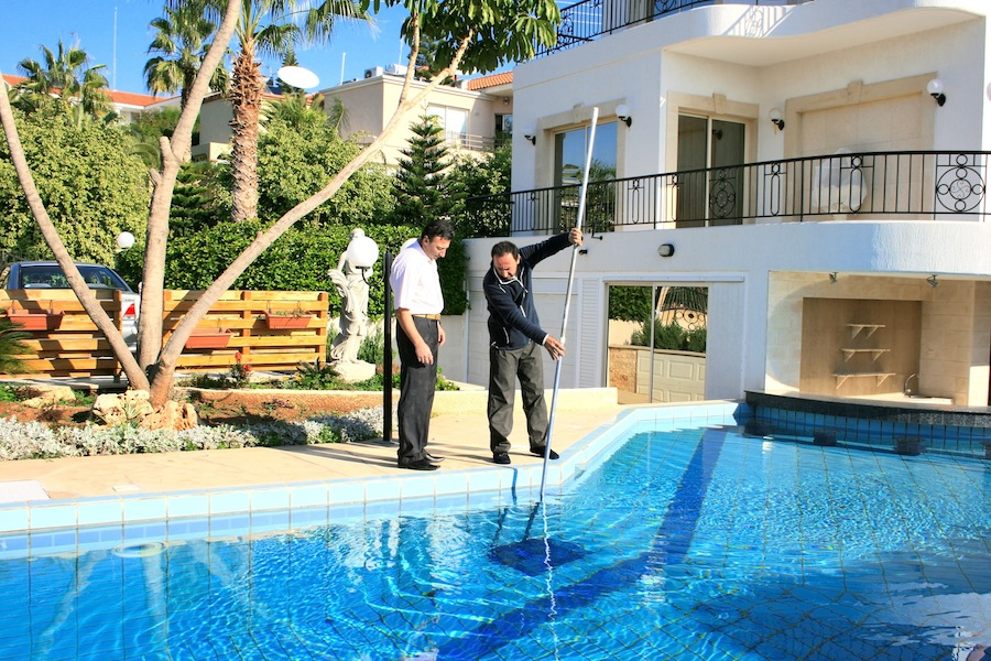 Recording Pool  Maintenance History Should Be Part Of Every Pool Service!