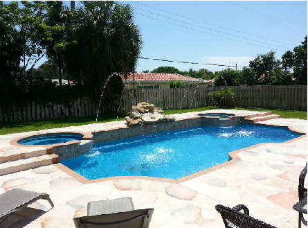 boca raton pool leak detection