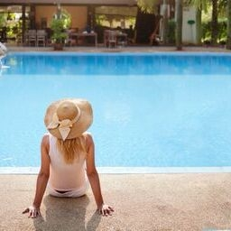 pool tranquility